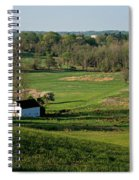 Spring At Maurice Stevens Spring House Spiral Notebook