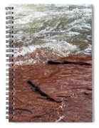 Spring At Sedona In Spring Spiral Notebook