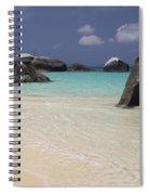 Spring Bay Spiral Notebook