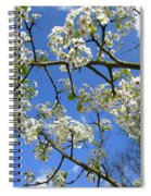 Spring Blossoms 2014 Spiral Notebook