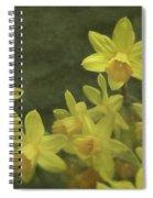 Spring Bouquet Spiral Notebook