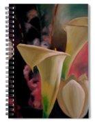 Spring Bouquet II Spiral Notebook
