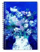 Spring Bunch Spiral Notebook
