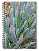 Spring Daffodil Plant Spiral Notebook