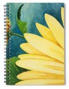 Spring Daisy Spiral Notebook
