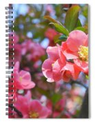 Spring Everywhere Spiral Notebook