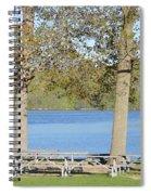 Spring Fed Shepherd Lake Spiral Notebook