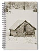 Spring In Boyertown Spiral Notebook