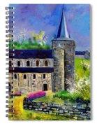 Spring In Celles  Spiral Notebook
