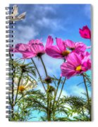 Spring In Full Swing Spiral Notebook