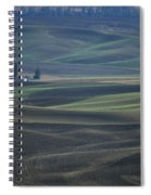 Spring In The Palouse Spiral Notebook