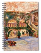 Spring In Tlaquepaque Spiral Notebook