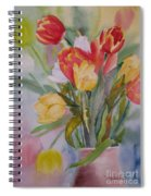 Spring Is Here Spiral Notebook