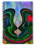 Spring Lovers Spiral Notebook