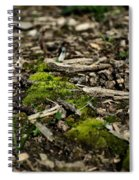 Spring Moss Spiral Notebook
