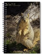 Spring Nature At Spnc Spiral Notebook