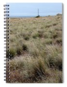 Spring On The Shrub-steppe In Washington Spiral Notebook