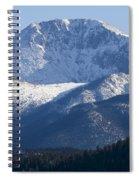 Spring Peak Spiral Notebook