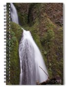 Spring Showers Spiral Notebook