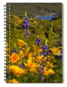 Spring Southwest Style  Spiral Notebook