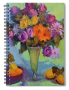 Spring Still Life Spiral Notebook
