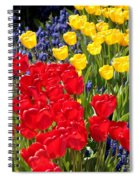 Spring Sunshine Spiral Notebook