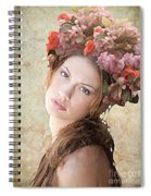 Spring's Crowning Glory Spiral Notebook