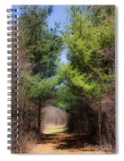 Springs Early Breath Spiral Notebook