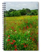 Spring's Finest Spiral Notebook