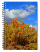 Springtime In Arizona Spiral Notebook