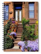 Springtime In Brooklyn Spiral Notebook