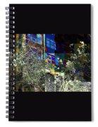 Springtime In New York 8 Spiral Notebook