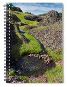 Springtime In The Foothills Spiral Notebook
