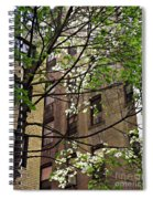 Springtime In Washington Heights 2 Spiral Notebook