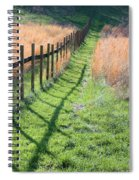 Springtime Pasture Spiral Notebook