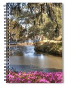 Springtime View Spiral Notebook