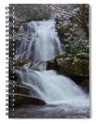 Spruce Flats Falls IIi Spiral Notebook
