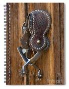 Spurs Spiral Notebook