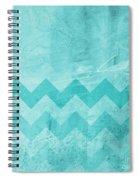 Square Series - Marine 1 Spiral Notebook