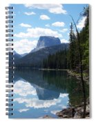 Square Top Spiral Notebook