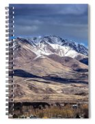 Squaw Butte Spiral Notebook