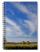 Squaw Creek Landscape Spiral Notebook