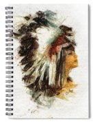 Squaw Spiral Notebook