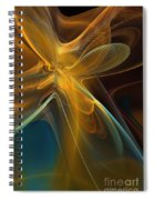 Squeeze Spiral Notebook