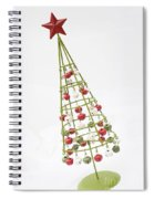 Squiffy Tree Spiral Notebook