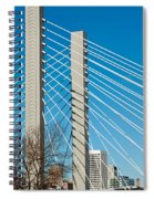 Sr-509 Cable Stayed Bridge Spiral Notebook