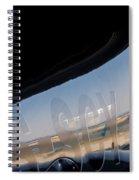 Sr22 Reflection II Spiral Notebook