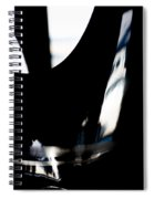 Sr22 Reflection Spiral Notebook