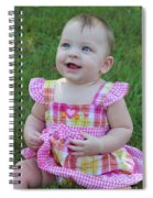 Srah_3893 Spiral Notebook