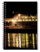 S.s. Badger Spiral Notebook